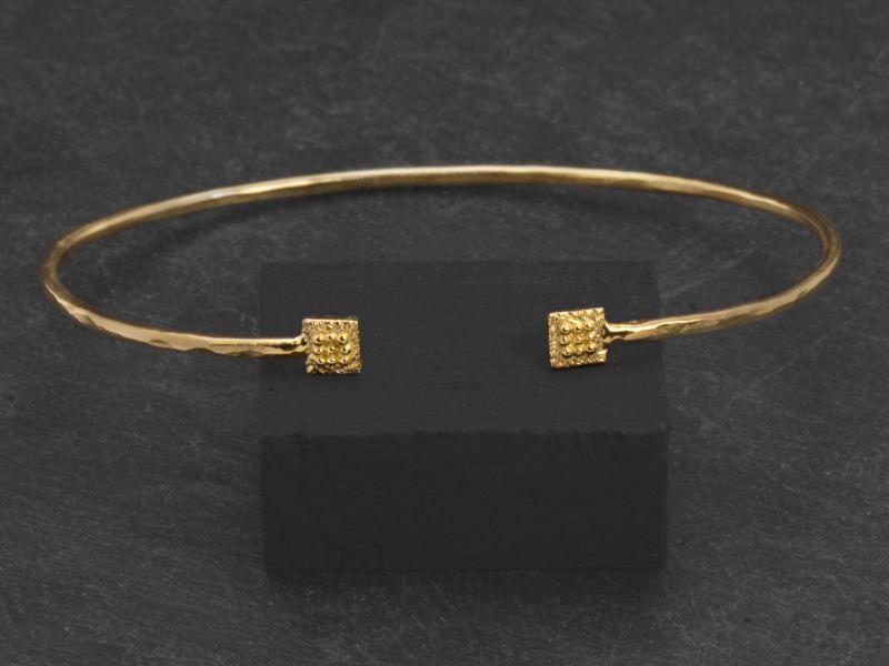 Bracelet Alma vermeil