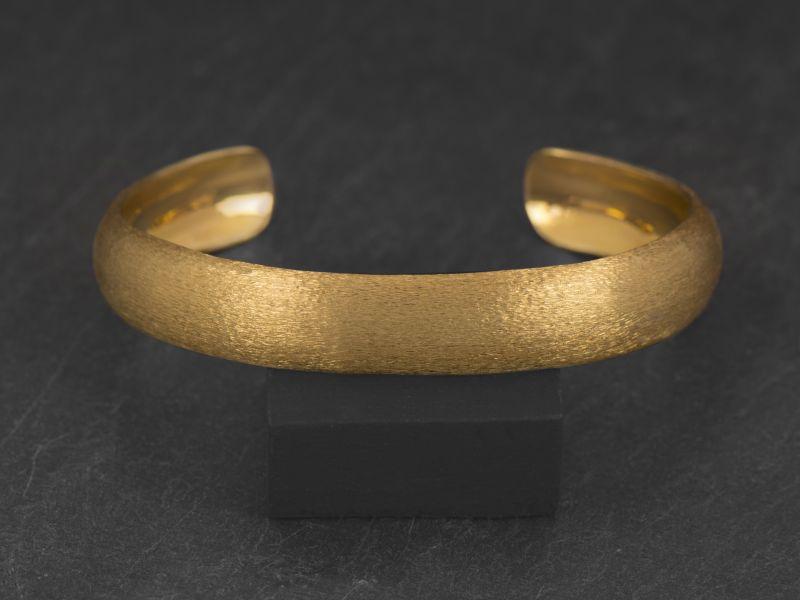 Bracelet Garance laiton plaqué or PM