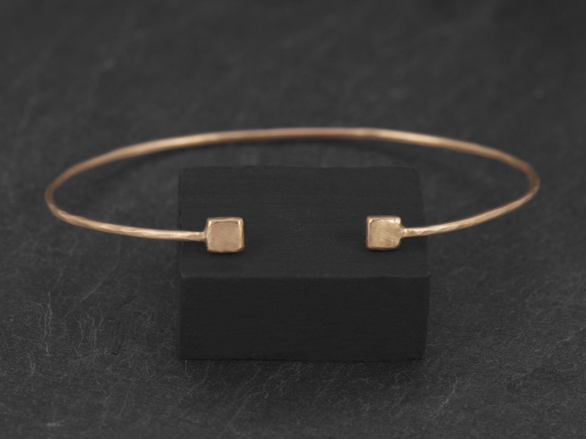 Bracelet Hélium or jaune