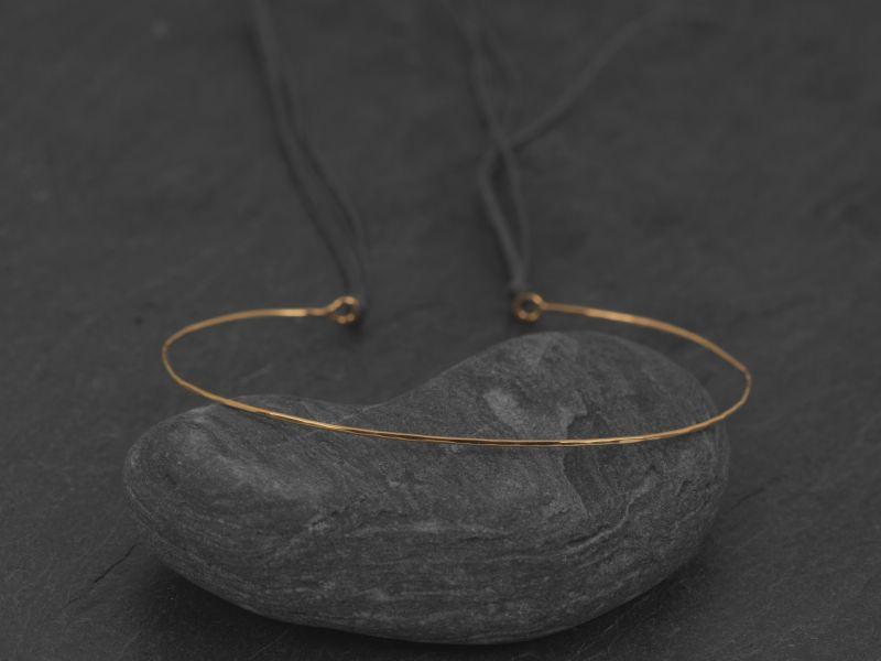 Bracelet Link or jaune