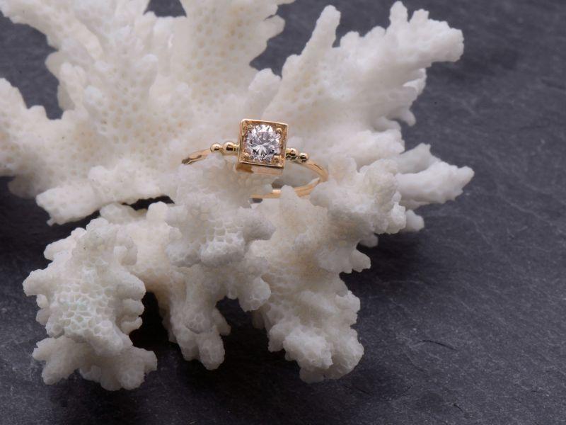 Princesse ring grain set