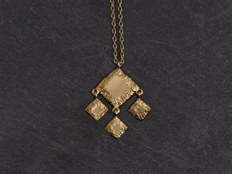 Sitia vermeil necklace