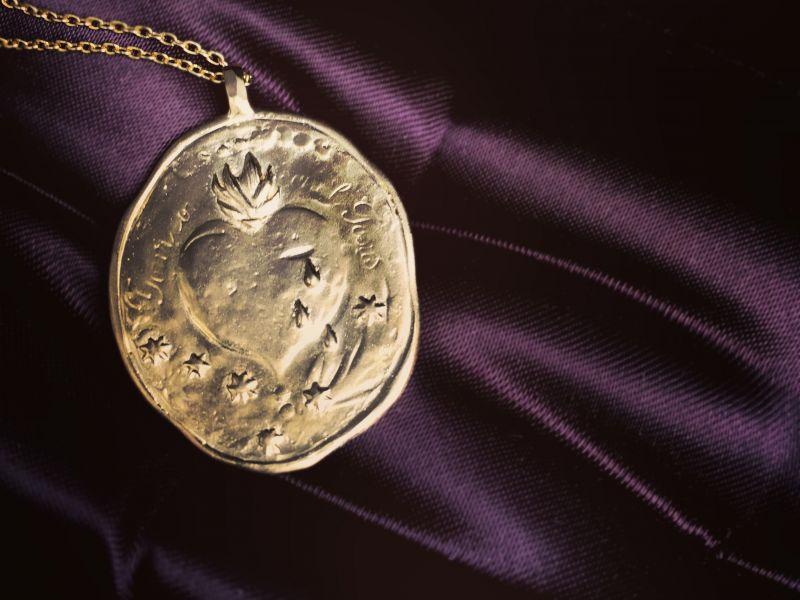 Personal Jesus necklace
