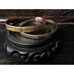 Ithaque vermeil bracelets by Emmanuelle Zysman