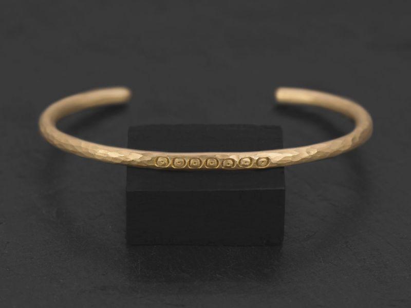 Bracelet Loulou vermeil par Emmanuelle Zysman