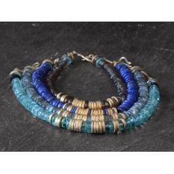 Bracelets Bahia par Emmanuelle Zysman