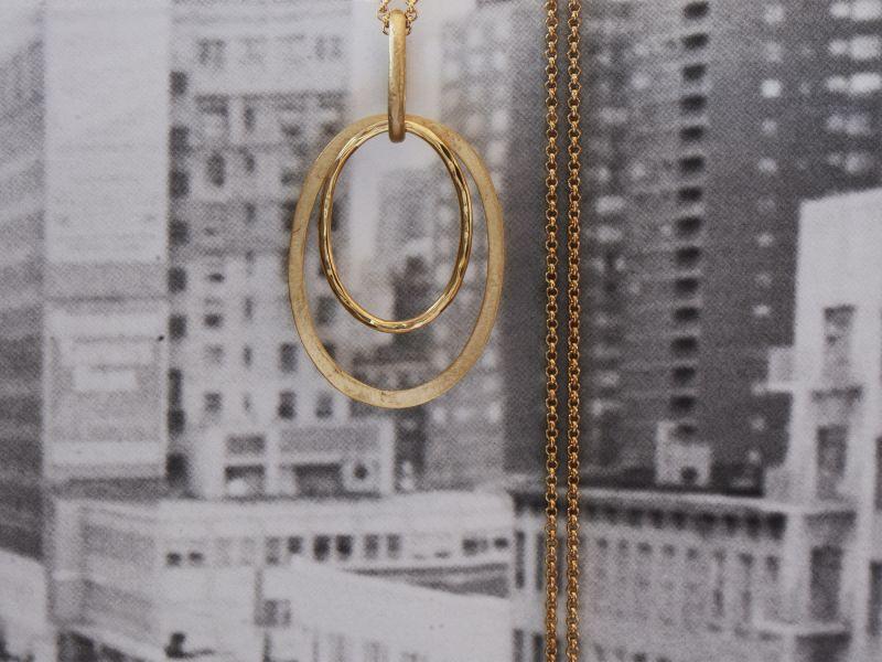 Sautoirs necklaces vermeil...