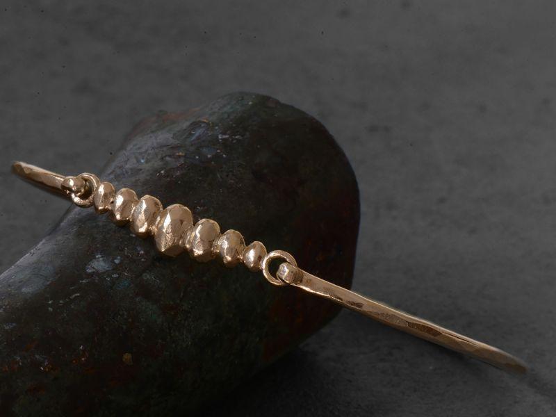 Demeter vermeil Bracelet by Emmanuelle Zysman