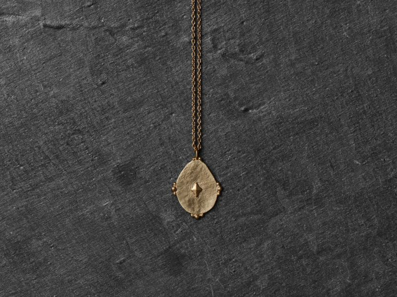 Lipari Vermeil Necklace LM