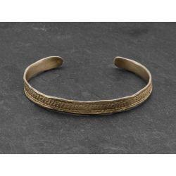 Bracelet Ida vermeil par Emmanuelle Zysman