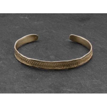 Ida vermeil bracelet by Emmanuelle Zysman