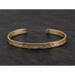 Lucky Star vermeil bracelet by Emmanuelle Zysman