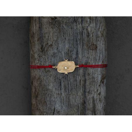 Bracelet Viviane par Emmanuelle Zysman