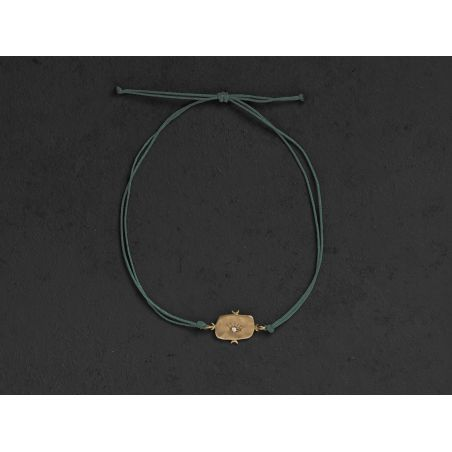 Bracelet Viviane vermeil par Emmanuelle Zysman