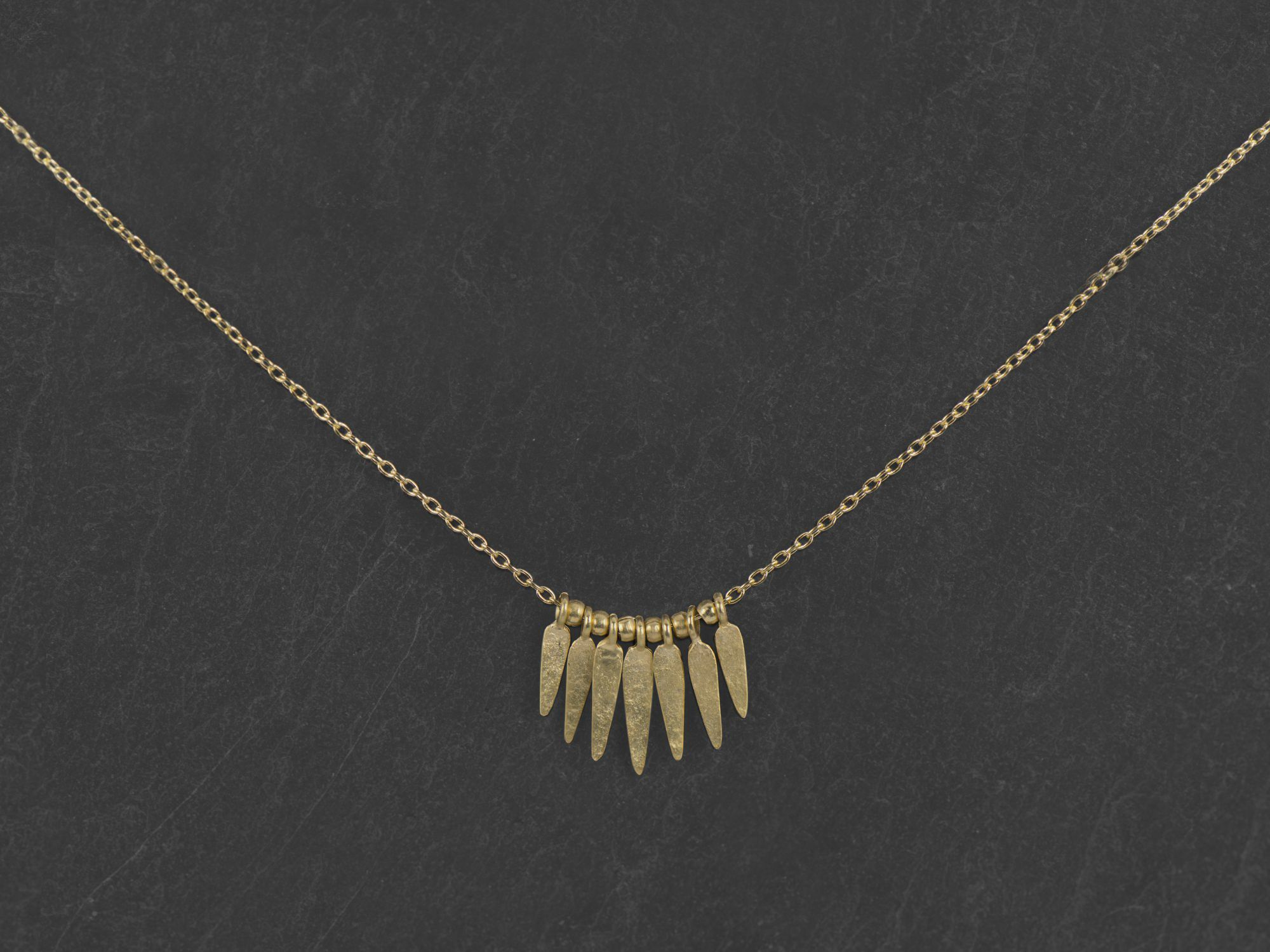 India Song necklace by Emmanuelle Zysman