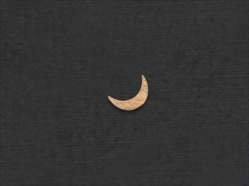 Mini Puce Moon par Emmanuelle Zysman