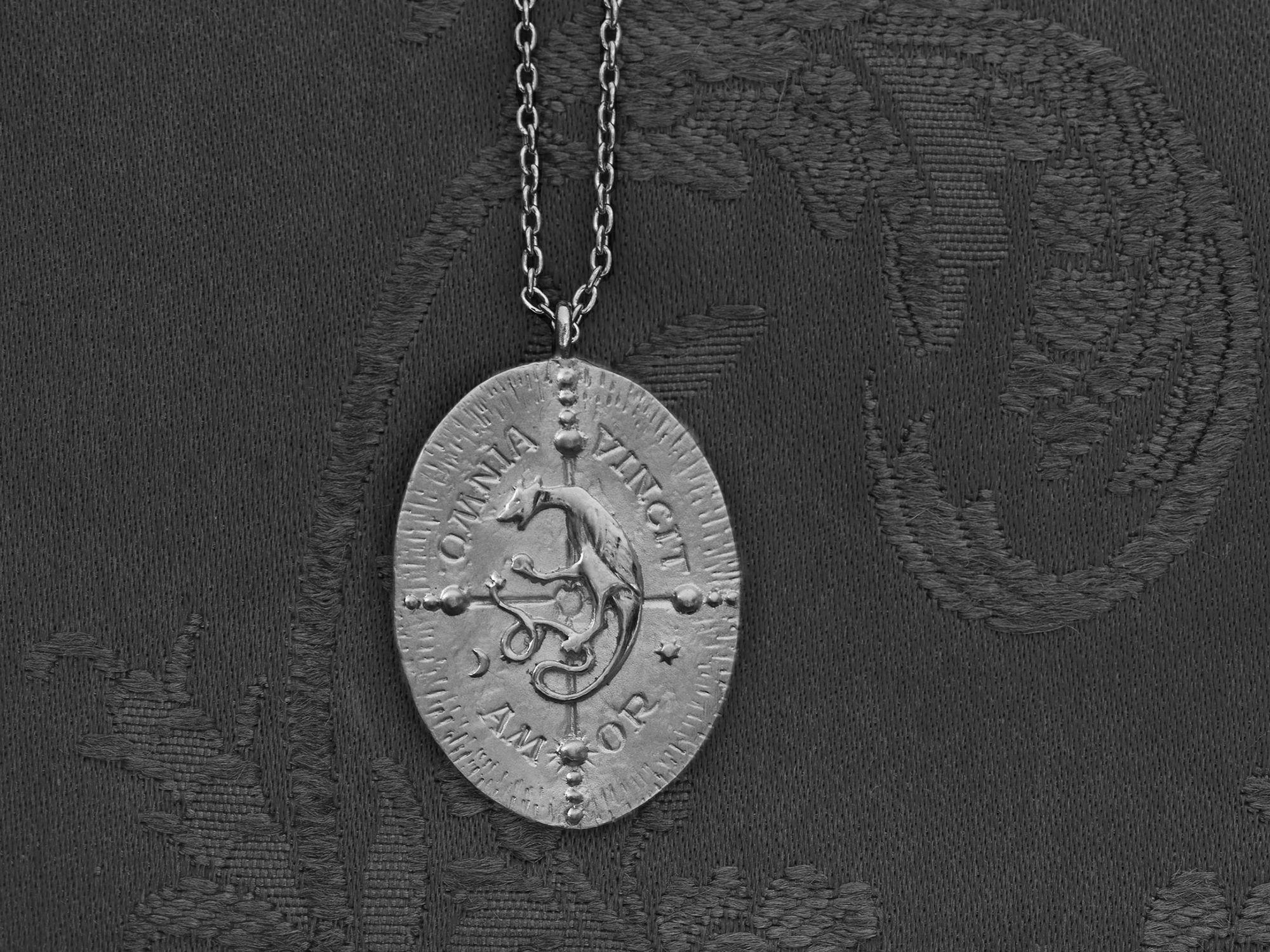 Cressida Necklace For Men by Emmanuelle Zysman