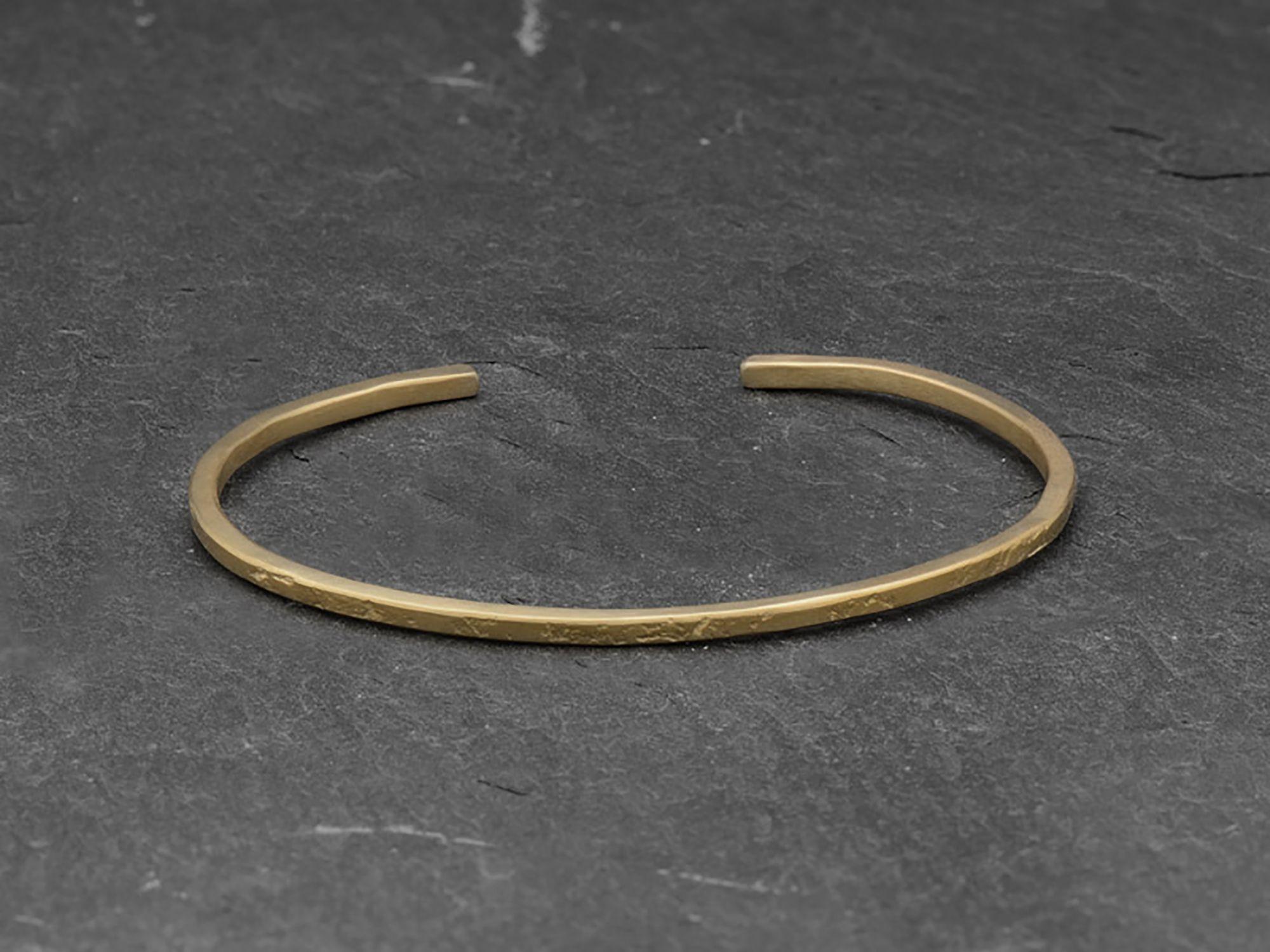Bracelet Pégase vermeil par Emmanuelle Zysman