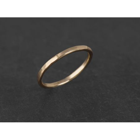 Mon Cheri large and rounded ring by Emmanuelle Zysman