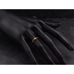Constellation gold ring by Emmanuelle Zysman