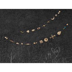 mini stud earrings collection by Emmanuelle zysman